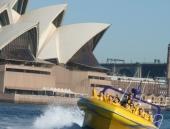 Thunder Jet Boat Sydney Australia